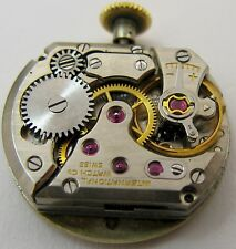 Lady IWC 41 17 jewels watch movement & dial for part ...