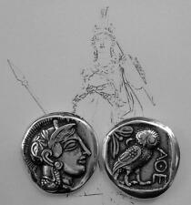 Percy Jackson Fans, Greek Gods Collection,Coin # 12S, ATHENA/OWL,Mark of Athena