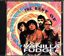 Vanilla Fudge- Psychedelic Sundae, The Best of CD (1993) Greatest Hits 60s Psych