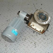 HEINZ AUTOMATION DRUM-CAM ROTARY INDEX TABLE HTT45-8 *kjs*
