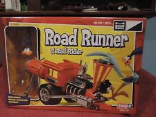 ROAD RUNNER RAIL RIDER WARNER BROS CARTOON FIGURE MPC FREE SHIPPING !!!