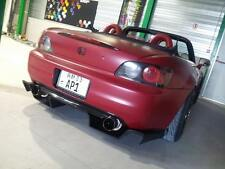 Beluga Racing Dual High Performance Catback Exhaust System S2K S2000 AP1 AP2