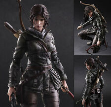 Square Enix Play Arts Kai Rise of the Tomb Raider: Lara Croft figure IN STOCK