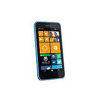 Boost Mobile - Microsoft Lumia 635 4G No-Contract Cell Phone - Electric Blue