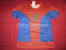 Spider-Man Fitted Athletic Muscle Shirt NEW WITH TAG MENS LARGE