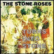 The Stone Roses Turns into Stone 2x 180gm Vinyl LP Record pre second coming NEW!