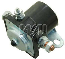 New Universal 6 Volt 3-Terminal Starter Solenoid Switch Push Button Contact