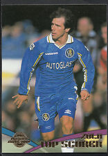 Merlin Football Card - Premier Gold 2000 - No A4 - Gianfranco Zola - Chelsea