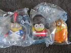 MINIONS ..movie..DESPICABLE ME....minions..3 minions new in packets..2 guards