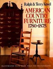 American Country Furniture: 1780-1875 Kovel, Ralph Paperback