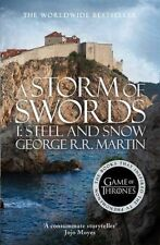 A Storm of Swords: Part 1 Steel and Snow by George R. R. Martin (Paperback,...