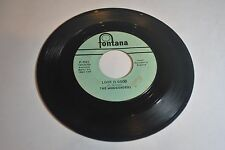 The Mindbenders (F-1541) A groovy kind of love / Love is good 1966