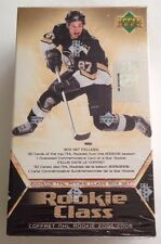 2005-06 Upper Deck NHL Rookie Class Sealed Box Set Sidney Crosby Ovechkin +