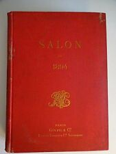 Le SALON de 1894 / Govpil et Cie - Edition sur Velin - French Text - Roger Miles