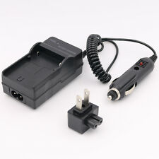 Charger for PANASONIC Lumix DMC-TS1 DMC-TS2 DMC-FT1 DMC-FT2 Digital Camera AC/DC