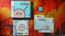 TOUCH! KIRBY JAP NINTENDO DS Y 3DS INVIO 24/48H JAPON IMPORT