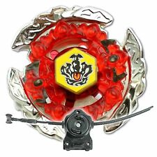 Hell Crown Metal Fusion Beyblade STARTER SET w/ Launcher & Ripcord - USA SELLER!