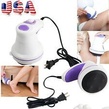 US Multifunction Fat Remove Slim Machine Vibrating Full Body Deep Massager Relax