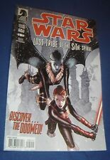 STAR WARS Lost Tribe of the Sith: Spiral 2 of 5 Dark Horse Comics