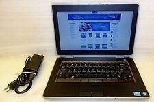 Dell Latitude E6420 2.60GHZ Intel Core i7 4GB 128GB SSD Windows 10 64 bit Laptop