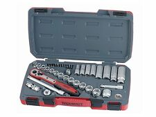 Teng Tools  SUPER SALE! 39Pce 3/8 Drive Socket Ratchet Extension Tool Set + Case
