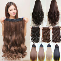 Real Cheap Price Clip In 10% Remy Human Hair Extensions Half Full Head UK Stock