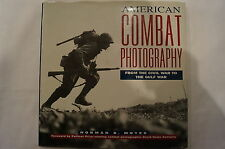 US American Combat Photography Civil to Gulf War Reference Book