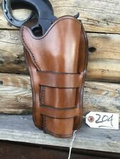 """Billy The Kid Style Western Loop Holster For 5 1/2"""" Barrel Single Action (204)"""