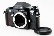 Nikon F3 Eye-Level Black 35mm SLR Camera Body From Japan