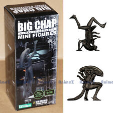 Alien Big Chap mini figures - Squat & Head Spin Kotobukiya *NEW* UK SELLER