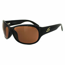 Serengeti Sonnenbrille Giada 7400 Shiny Black Brown Drivers