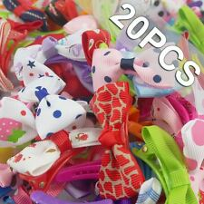 You Choose 20Pcs/Lot Wholesale Sweet Lovely Cute Baby Girl Kids Small Hair Clips