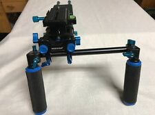 Neewer Portable FilmMaker System With Camera/Camcorder Mount Slider,freeshipping