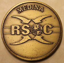 Medina Regional SIGINT Operations Center RSOC Military NSA Challenge Coin