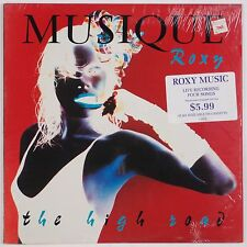 ROXY MUSIC: The High Road SHRINK USA ORIG Vinyl LP NM-
