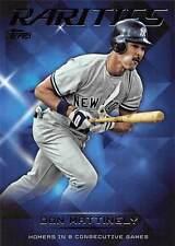 2015 Topps Rarities #R12 Don Mattingly   New York Yankees