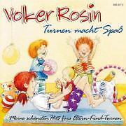 VOLKER ROSIN - TURNEN MACHT SPAß   - CD NEU