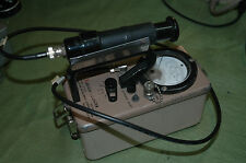 Eberline E-530 and Eberline HP-270 Radiation Detection GM Meter and GM Probe