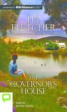 The Governor's House by J. H. Fletcher (2015, CD, Unabridged)