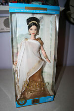 Mattel Barbie Doll 2003 Princess of Ancient Greece Dolls of the World NIB