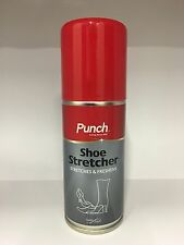 PUNCH LEATHER SHOE STRETCHER SOFTENER SPRAY RELIEVES TIGHT FITTING SHOES STRETCH