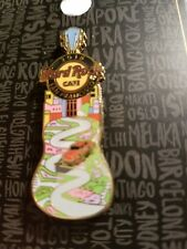 SAN FRANCISCO,Hard Rock Cafe Pin,NEW LOMBARD STREET with CAR