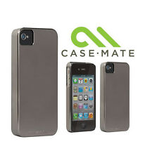 Funda Case-Mate iPhone 4/4s Barely There Silver