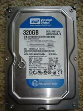 Western Digital Caviar Blue 320 GB Removable Internal Hard Drive w/ Storage Bag