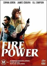 Fire Power [ DVD ] Region 4, Like New, Fast Next Day Post....6479