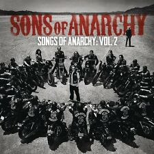 SONS OF ANARCHY CD SOUNDTRACK - SONGS OF ANARCHY: VOL.2 (2012) - NEW UNOPENED