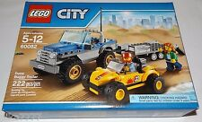 LEGO City DUNE BUGGY TRAILER 60082 4x4 truck retired