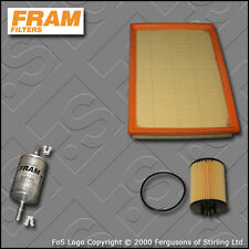 SERVICE KIT for VAUXHALL CORSA C 1.4 16V TWINPORT OIL AIR FUEL FILTER 2003-2006