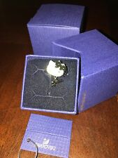 NIB Swarovski Hello Kitty Rock Ring 1145274 Size 58 (8)