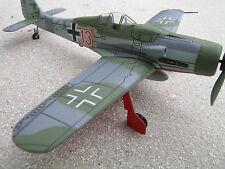 Foke Wulf FW - 190 d-9 la roja 13 caza avión jv44 Munich-Riem y del/1:72 yakair